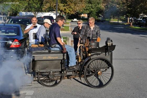 oldest car running