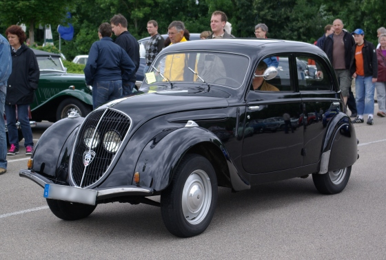 Peugeot 202 motor lust