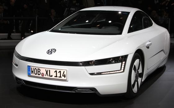 Volkswagen XL1front