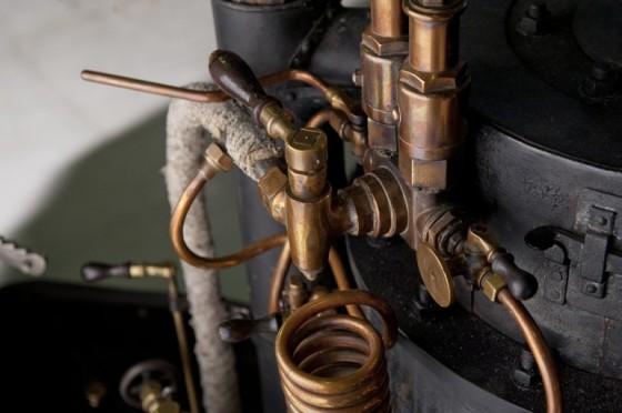 worlds oldest car steam lines