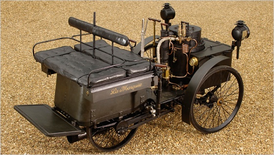 Worlds oldest car