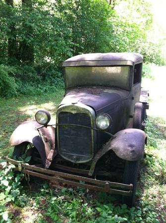 craigslist find model A