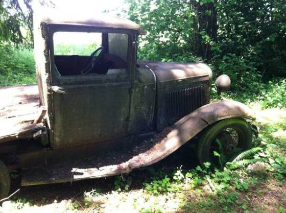 Model A Craigslist find