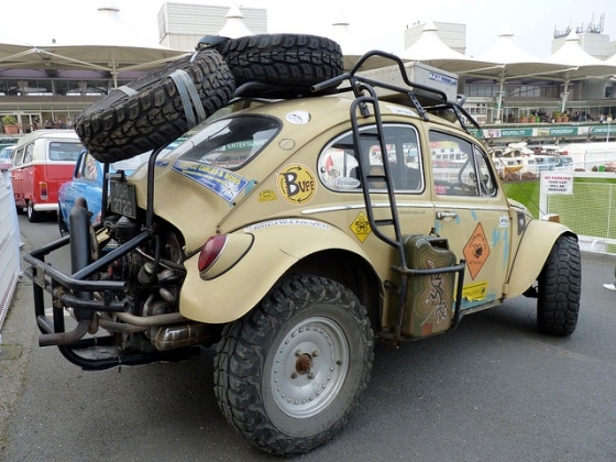 off road beetle