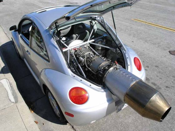 VW_Rear_jet engine beetle