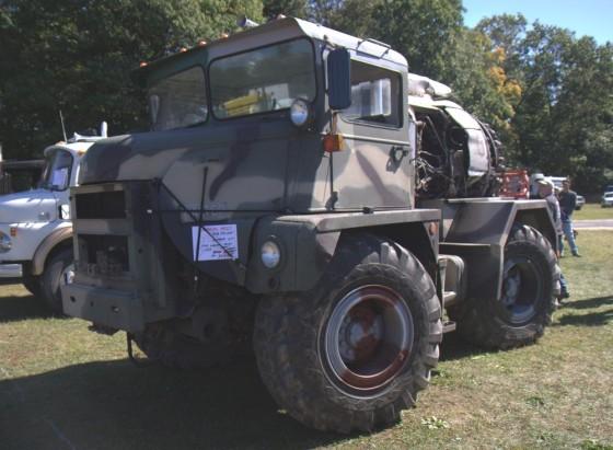 1963 Walter CFGA Truck