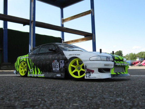 Rc drift car 2