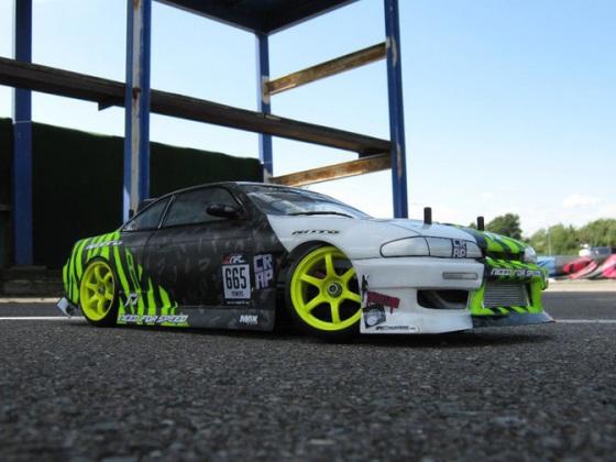 Rc drift car 2